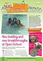 Batemans News Spring 2011