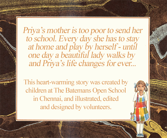 Priya Goes to School